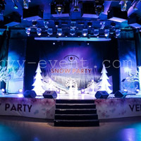 """Snow party»"